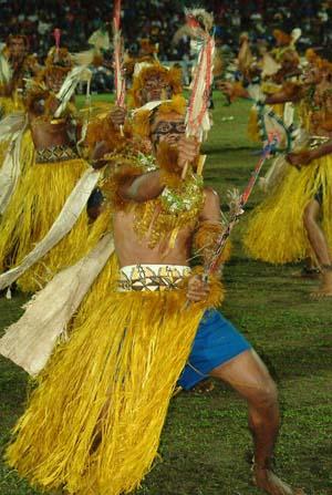 NoraJean Com Fiji/Meke-Dance
